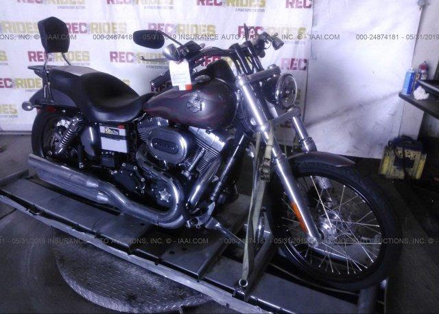 Inventory #253239830 2016 Harley-davidson FXDWG