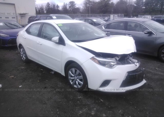 Inventory #229800242 2016 Toyota COROLLA