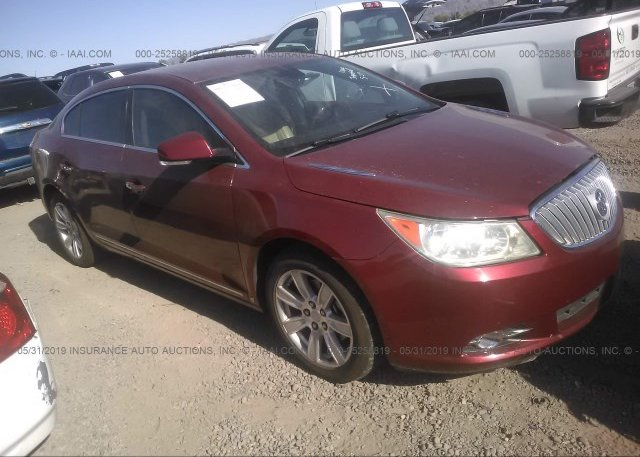 Inventory #562682260 2010 Buick LACROSSE