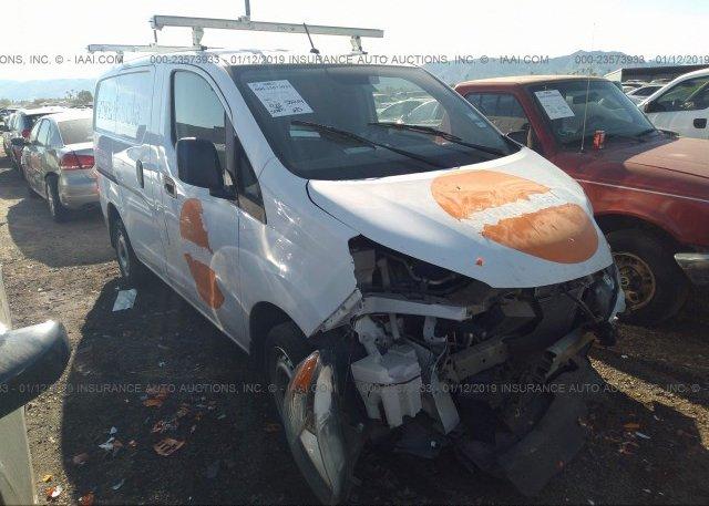 Inventory #284716501 2015 Nissan NV200