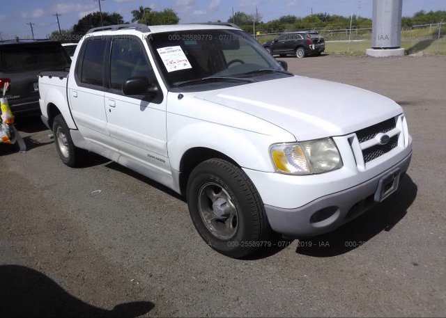 Inventory #473597004 2002 FORD EXPLORER SPORT TRAC
