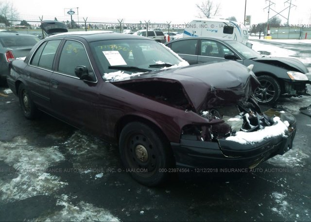 Inventory #674136730 2011 FORD CROWN VICTORIA