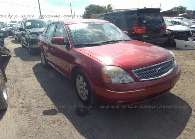 Inventory #815080396 2007 FORD FIVE HUNDRED