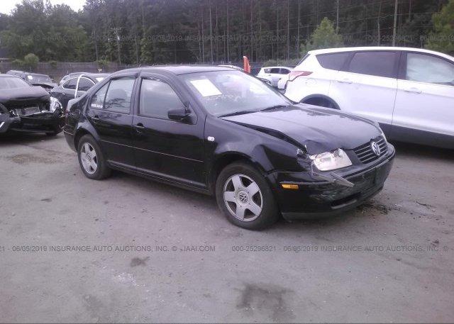 Inventory #346581879 2000 Volkswagen JETTA