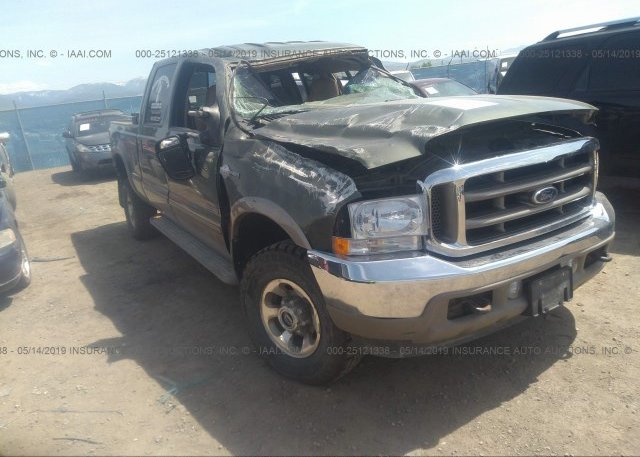 Inventory #190613424 2003 FORD F350