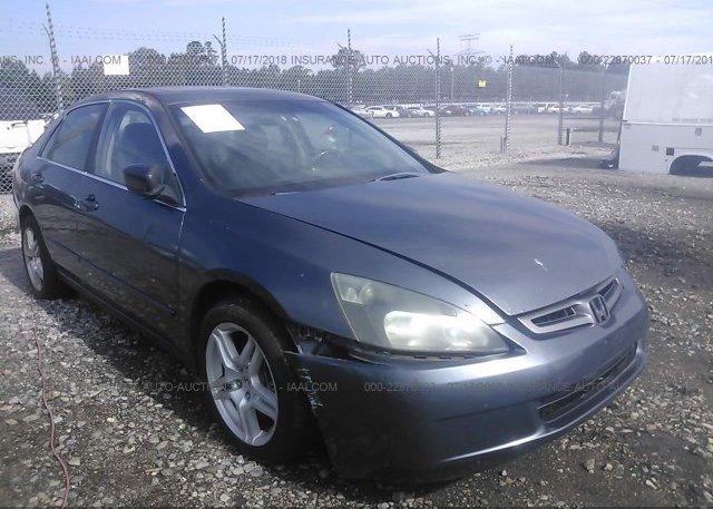 Inventory #331245417 2003 Honda ACCORD