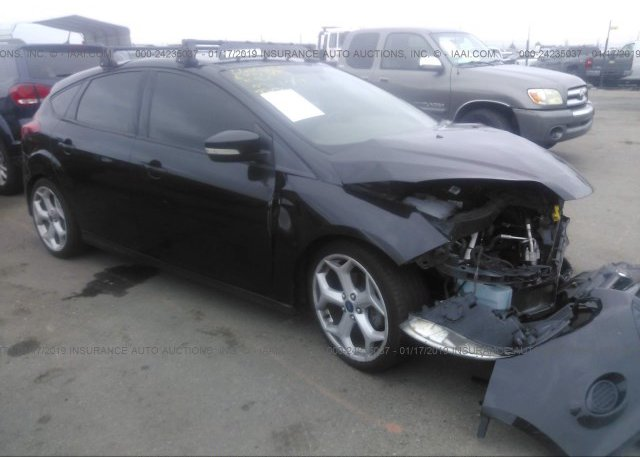 Inventory #666107567 2013 FORD FOCUS