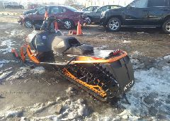 2014 ARCTIC CAT SNOWMOBILE - 4UF14SNW0ET113432 [Angle] View
