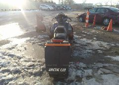 2014 ARCTIC CAT SNOWMOBILE - 4UF14SNW0ET113432 front view