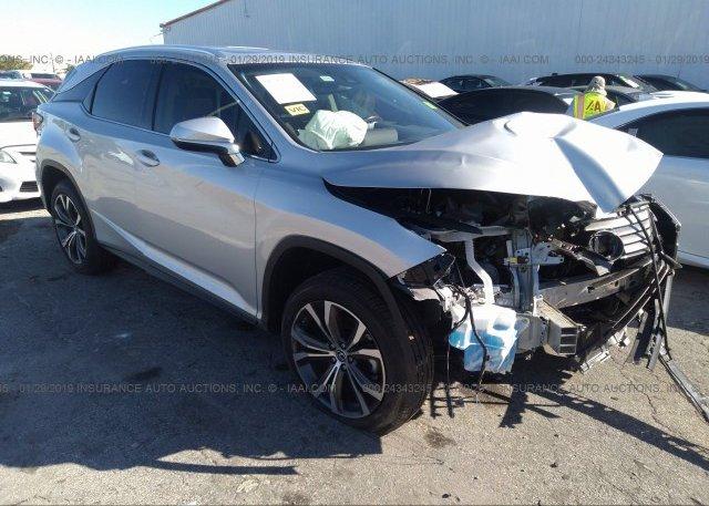 Inventory #834838665 2018 Lexus RX