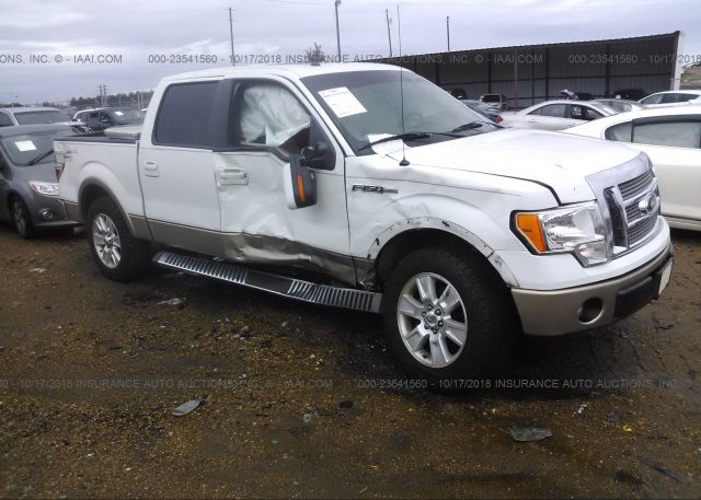 Inventory #518096554 2012 FORD F150