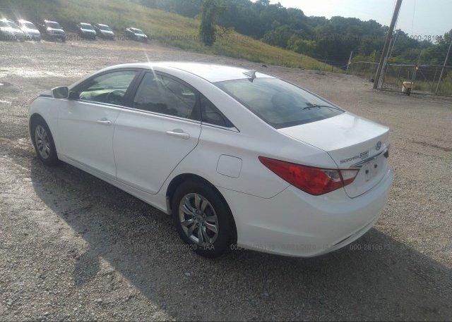 купить 2012 Hyundai SONATA 5NPEB4AC9CH387302