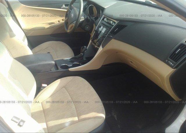 пригнать из сша 2012 Hyundai SONATA 5NPEB4AC9CH387302