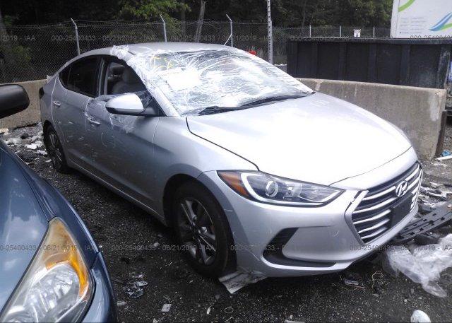 Inventory #542139379 2017 Hyundai ELANTRA