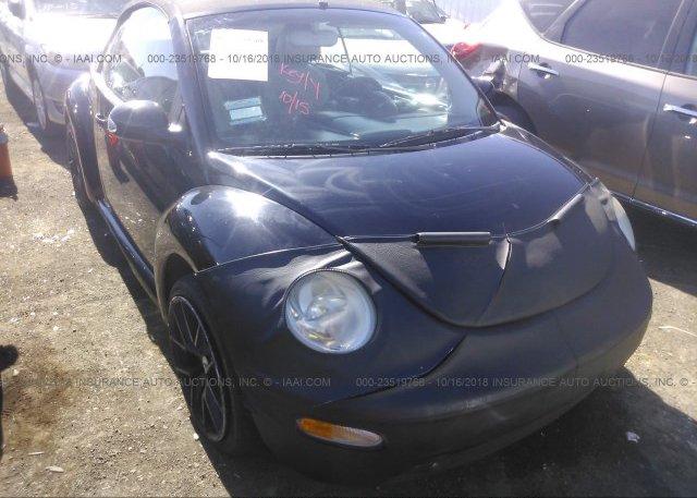 Inventory #724278656 2004 Volkswagen NEW BEETLE