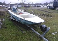 1986 SCOUT BOAT