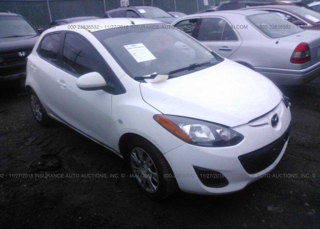 Inventory #101068858 2014 Mazda MAZDA2