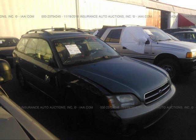 Inventory #612553476 2001 Subaru LEGACY