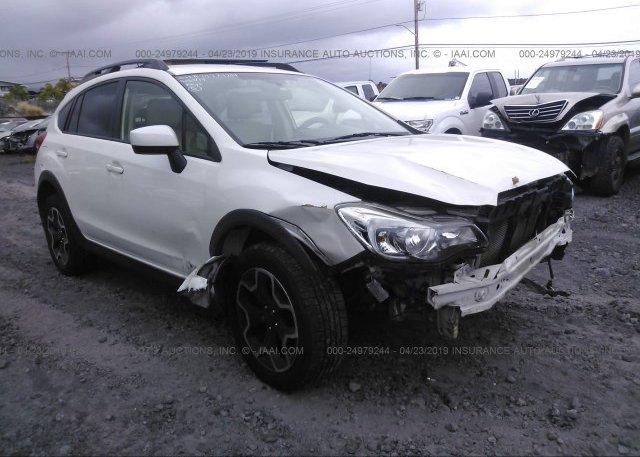 Inventory #203332077 2015 Subaru XV CROSSTREK