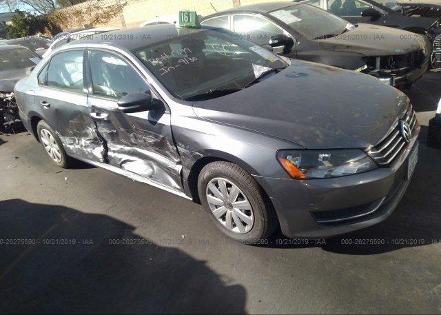 Inventory #354970074 2013 Volkswagen PASSAT