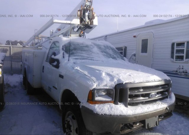 Inventory #134936575 2000 FORD F450