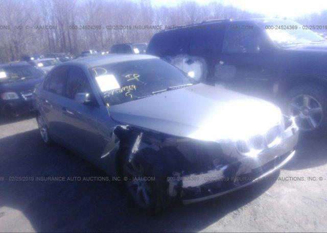 Inventory #556923759 2007 BMW 550