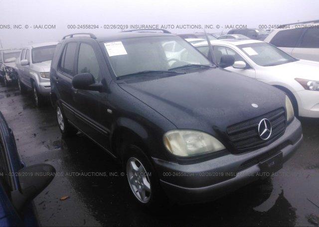 Inventory #760704463 1999 Mercedes-benz ML