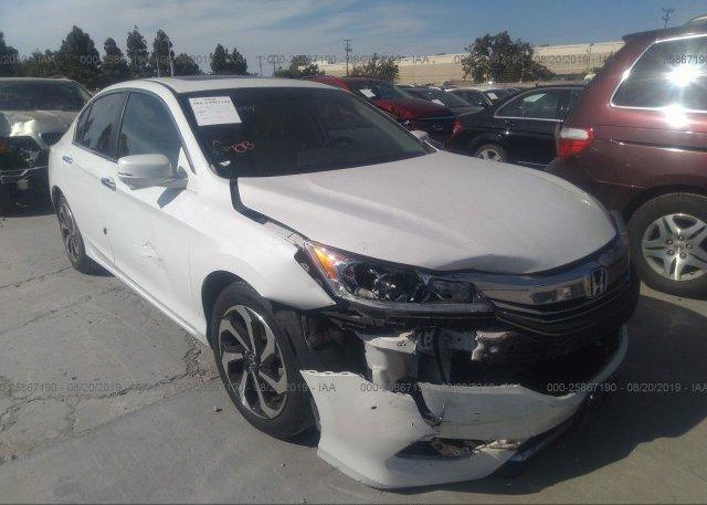 Inventory #496064446 2016 Honda ACCORD