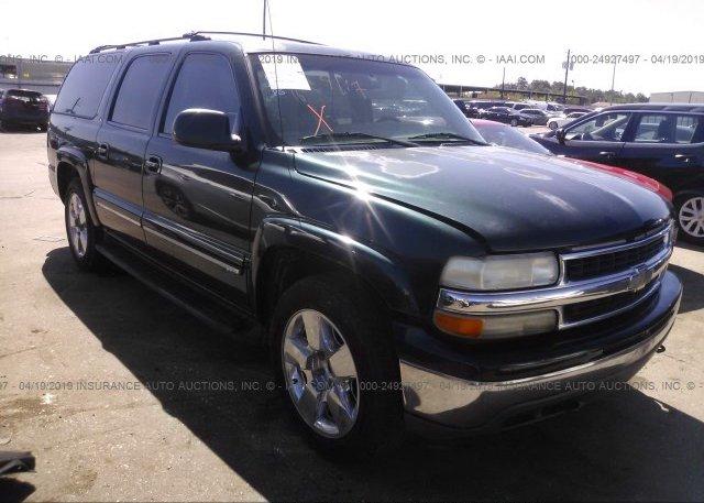 Inventory #887455492 2002 Chevrolet SUBURBAN