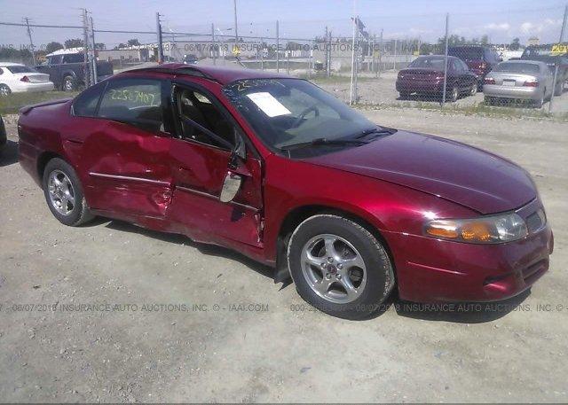 Inventory #463075325 2004 Pontiac BONNEVILLE