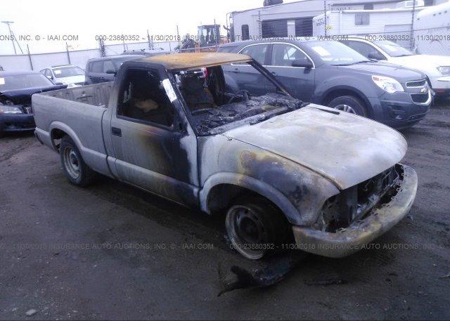 Inventory #973296114 1998 Chevrolet S TRUCK
