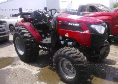 2016 MAHINDRA TRACTOR -  Left View