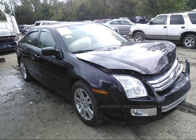 Inventory #124322044 2007 FORD FUSION