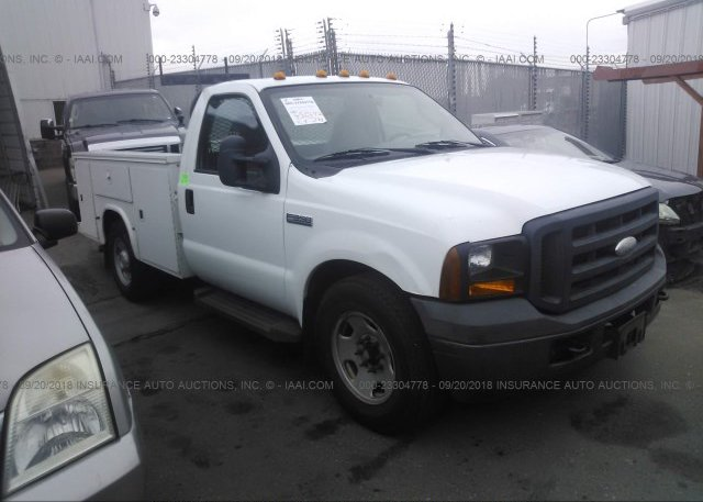 Inventory #928830295 2006 FORD F350
