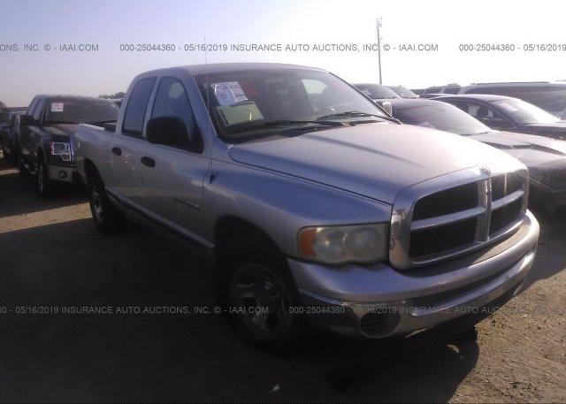Inventory #333409801 2003 Dodge RAM 1500