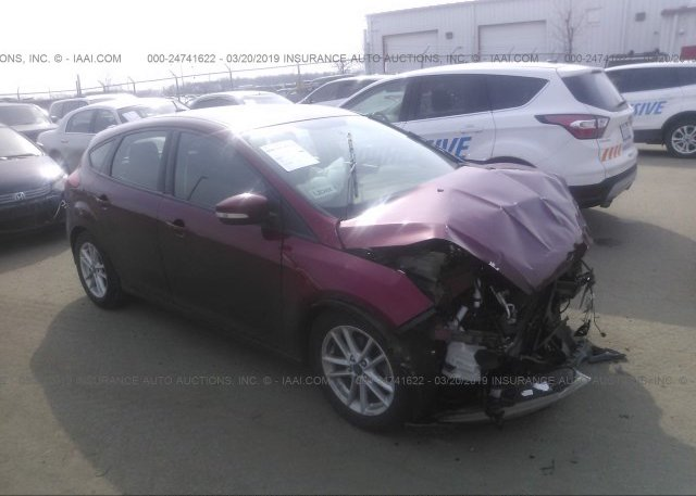 Inventory #255898383 2016 FORD FOCUS