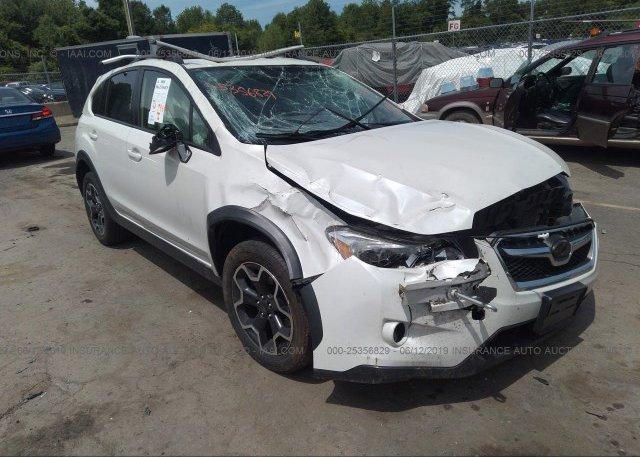 Inventory #916793637 2015 Subaru XV CROSSTREK