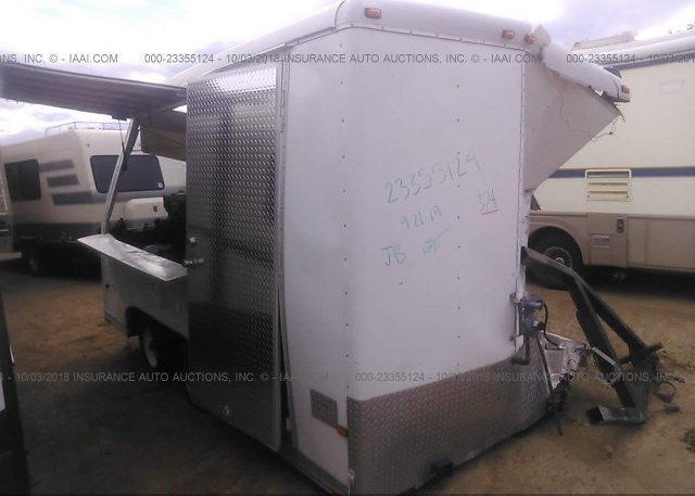 Inventory #528869383 2000 WELLS CARGO CONCESSION TRAILER