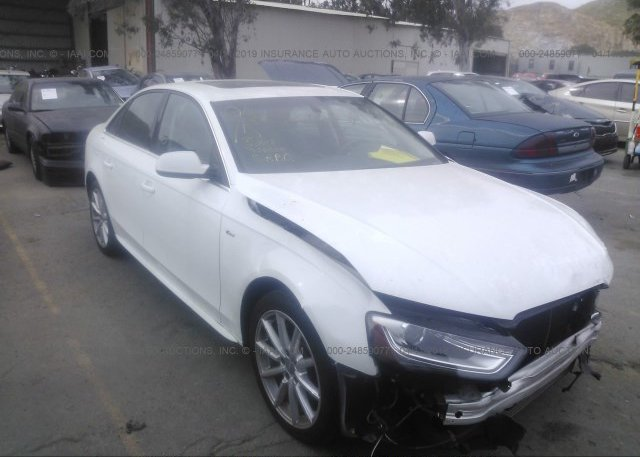 Inventory #147482691 2015 Audi A4