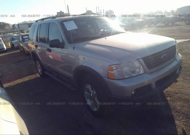 Inventory #143592922 2003 FORD EXPLORER