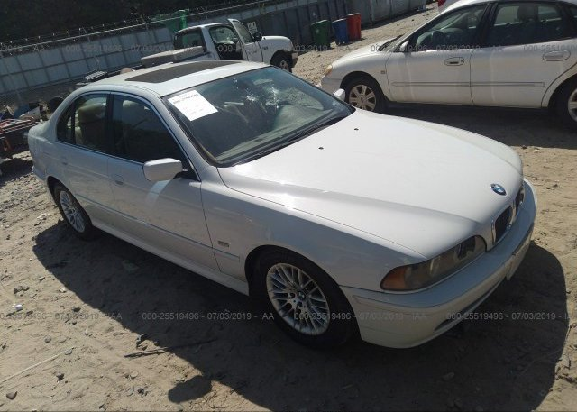 Inventory #863315802 2001 BMW 530