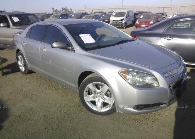 Inventory #606002369 2010 Chevrolet MALIBU