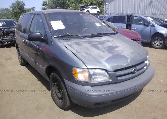Inventory #614751902 2000 Toyota SIENNA