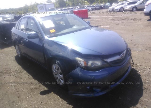 Inventory #724010897 2011 Subaru IMPREZA