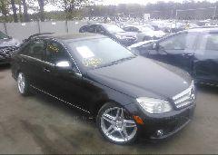 2009 Mercedes-benz C