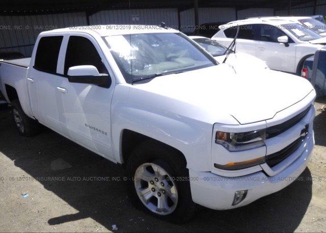 Inventory #277813102 2017 Chevrolet SILVERADO