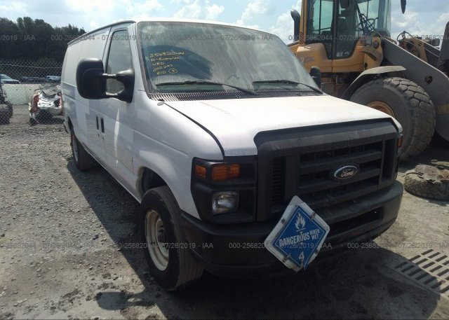 Inventory #615805450 2010 FORD ECONOLINE