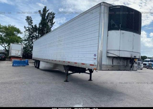 Inventory #313097889 2005 UTILITY TRAILER MFG VAN