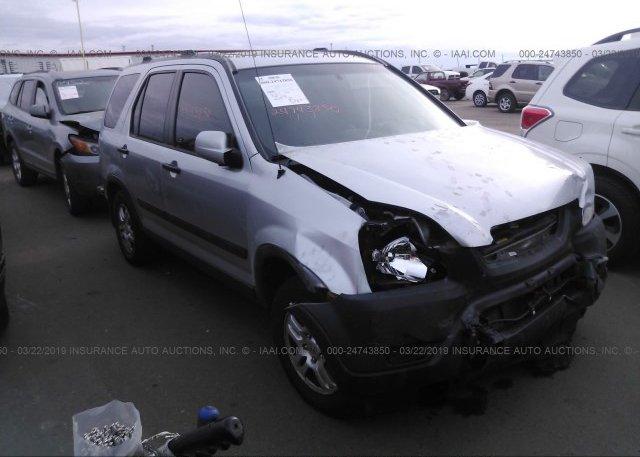 Inventory #433424226 2004 Honda CR-V