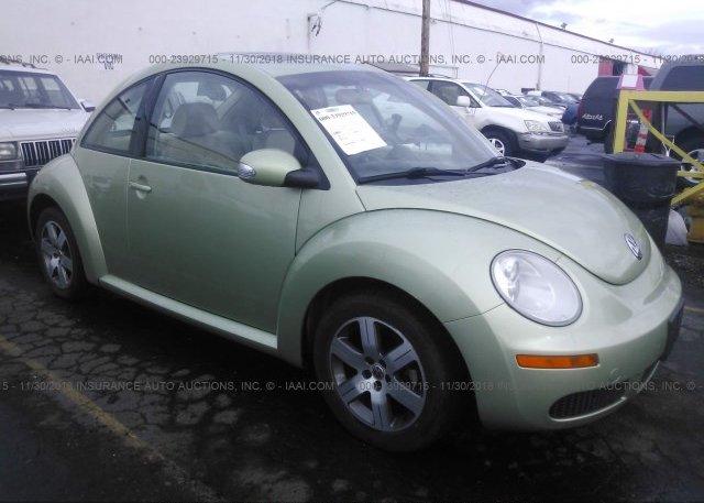 Inventory #626159762 2006 Volkswagen NEW BEETLE